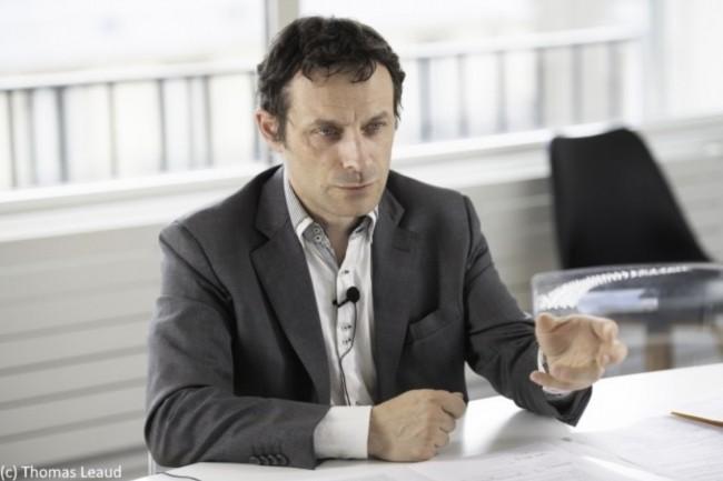 Puisque les utilsateurs de SAP ne pourront pas se réunir cet automne, Gianmaria Perancin, président de l'USF, ne peut qu'inviter à poursuivre les échanges autrement. (Crédit : Thomas Leaud)