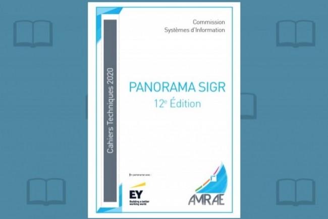 Le « Panorama SIGR 2020 – 12ème édition » de l'AMRAE est disponible gratuitement en PDF.