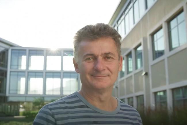 Le Fran�ais Beno�t Dageville a co-fond� Snowflake en 2012 en Californie avec Thierry Cruanes. (Cr�dit : Snowflake)