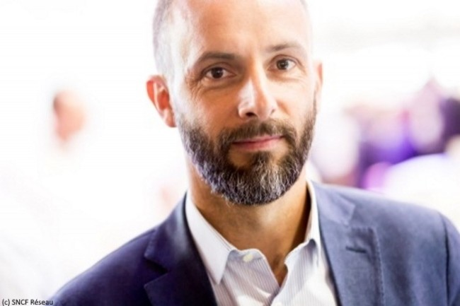Samuel Descroix (SNCF Réseau) : « grâce au passage au cloud, la frontière entre la zone d'innovation et la production n'existe plus. »