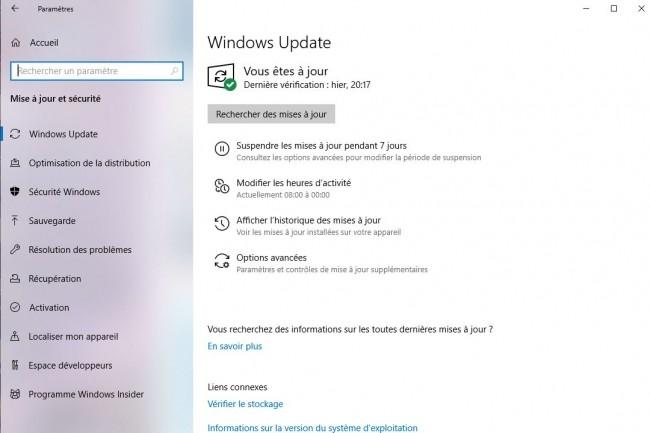 Selon les administrateurs IT, les mises à jour de Windows 10 sont rarement utiles.