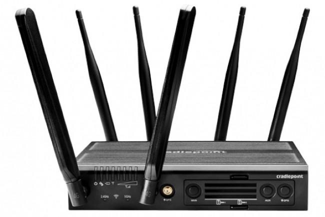 Cradlepoint propose des routeurs sans-fil WAN en 5G pour les filiales.
