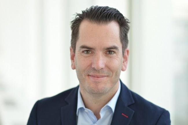 Avant de prendre la direction de SAP France, Fr�d�ric Chauvir� �tait bas� � Dublin, vice-pr�sident senior, directeur des ventes pour l'Europe du Nord de l'�diteur allemand sur le march� des entreprises r�alisant moins de 1 Md� de chiffre d'affaires. (Cr�dit : SAP)