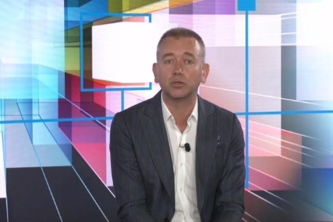 Carlo Purassanta, président de Microsoft France a dressé un bilan de l'action de l'éditeur pendant le confinement et les ambitions pour les prochains mois. (Crédit Photo : DR)