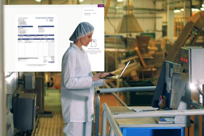 Dans une vidéo, Microsoft a présenté plusieurs cas d'usage de SharePoint Syntex un des outils du projet Cortex. (CréditPhoto : Microsoft)