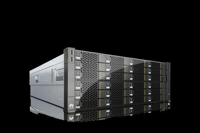Sans processeurs x86, difficile de poursuivre la fabrication et la commercialisation de serveurs chez Huawei. (Crédit Huawei)