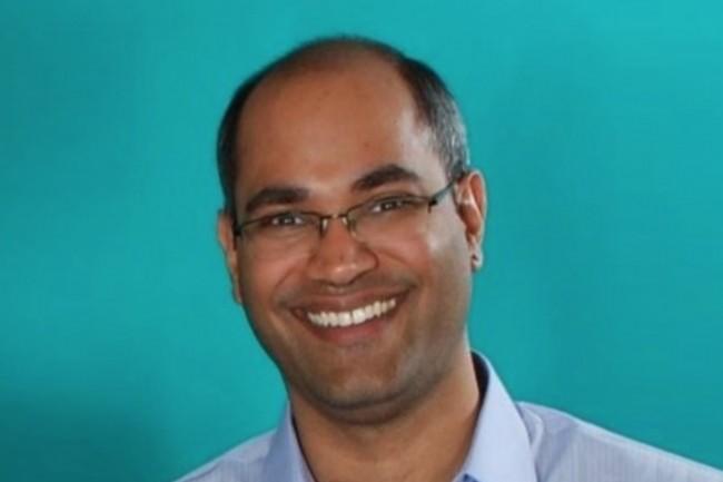 Naveen Singla, directeur du centre d�excellence Data Science chez Bayer Crop Science, a mis en place des usines virtuelles. (Cr�dit : Bayer Crop Science)