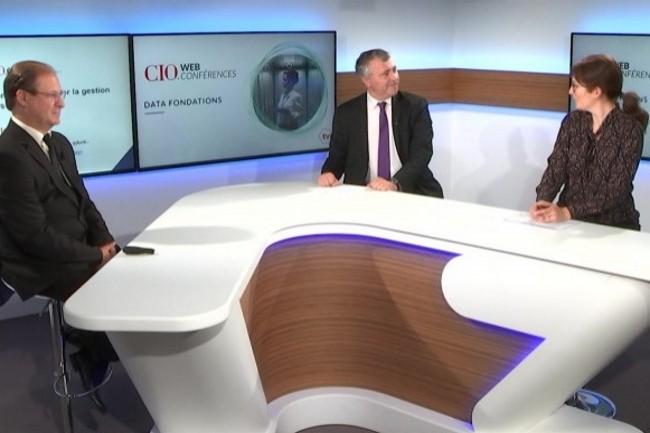De gauche à droite : Jacques Cheminat (rédacteur en chef adjoint du Monde Informatique), Bertrand Lemaire (rédacteur en chef de CIO) et Aurélie Chandeze (rédactrice en chef adjointe de CIO).