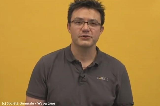 Julien Blondeau est le cofondateur et directeur technique d'Hackuity qui a remporté le grand prix « Cybersécurité 2020 » des Banking Innovation Awards Société Générale / Wavestone.