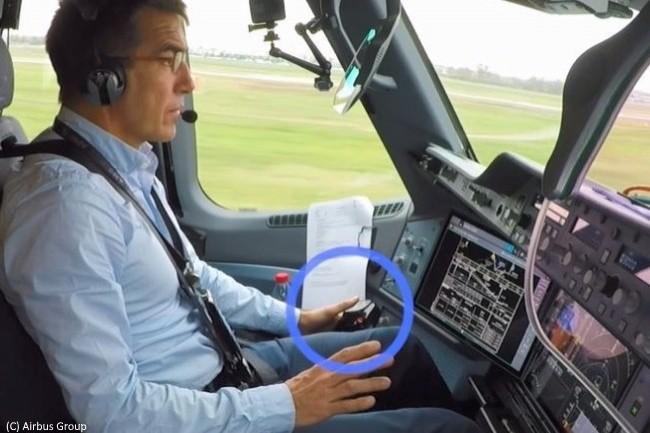 Le 18 décembre 2019, Airbus a réalisé avec succès le premier décollage sur un avion d'essai en mode 100% autonome.