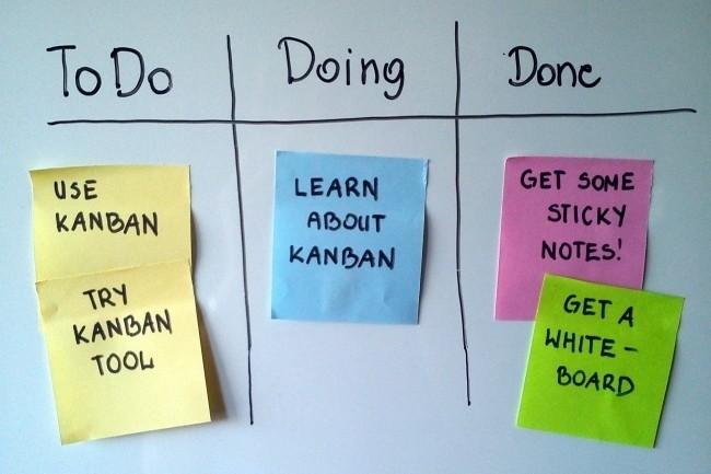 Les outils pour gérer les flux de travail Kanban se sont beaucoup développés avec l'intérêt pour les méthodes agiles.
