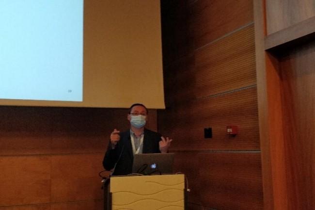 Henri Favreau, RSSI de Bouygues Telecom est convaincu des avantages du bug bounty. (Crédit Photo: Jacques Cheminat)