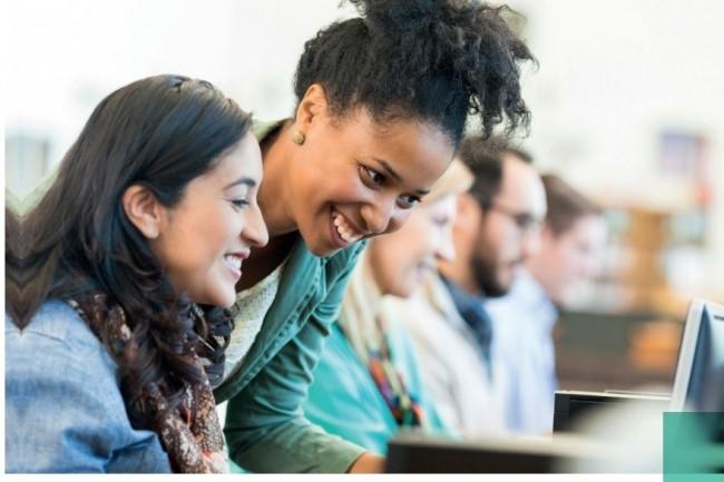 Pour la première fois, la grande école du numérique organise une semaine complète de sensibilisation aux métiers de l'informatique. crédit photo: GEN.