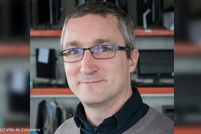 Nicolas Massey, responsable du Pôle Exploitation-Support, co-DSI de la Mairie de Colomiers, insiste sur la règle des trois copies, deux supports, une externalisation.