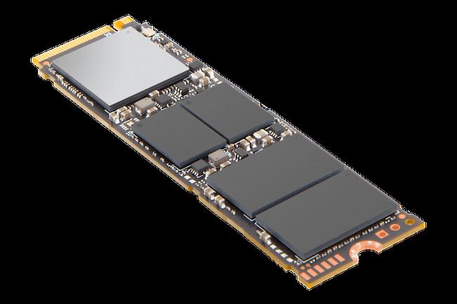 Intel s'éloigne de la volatile industrie des composants NAND flash et se concentre sur sonactivité de mémoire Optane. (Crédit Intel)