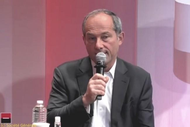 Le 20 octobre 2020, Frédéric Oudéa, directeur général de la Société Générale, a consacré plus d'une heure à l'explication de la transformation digitale de la banque.