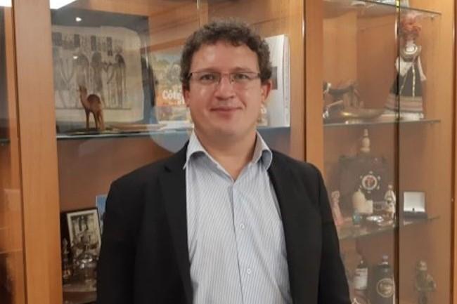 Vincent Strubel dirige l'OSIIC depuis sa création au 1er juillet 2020.