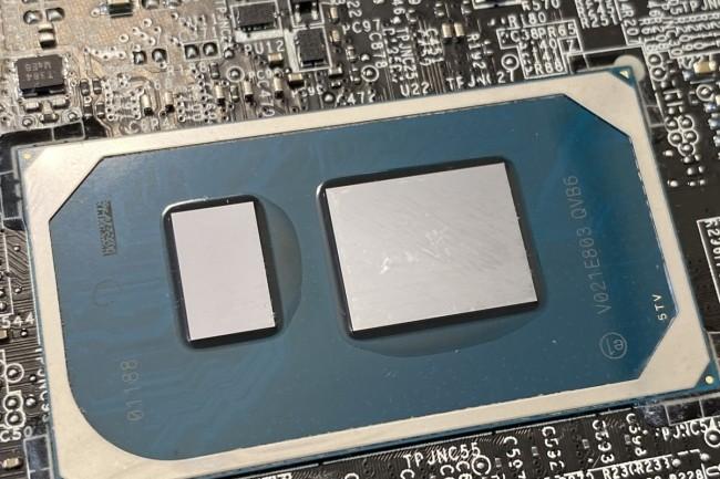 Selon Intel, la demande de PC portables Tiger Lake a doublé depuis avril. (Crédit Intel)