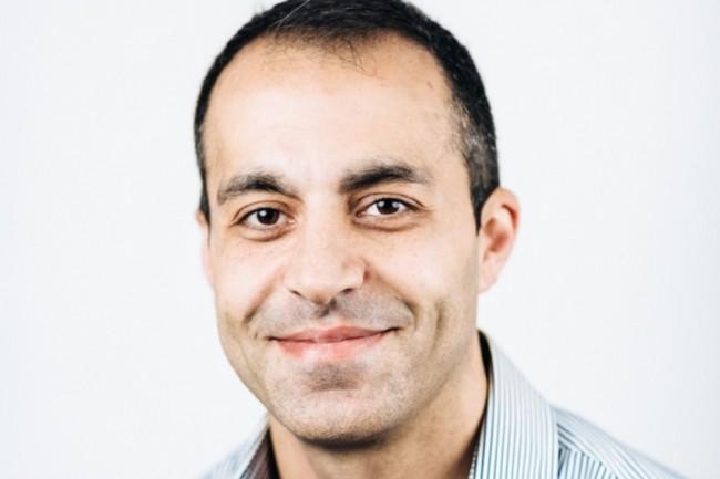 Co-fondateur de Databricks en 2013, Ali Ghodsi, a pris les rênes de l'entreprise comme CEO en 2016. C'est l'un des créateurs d'origine du projet Apache Spark, moteur de traitement analytique unifié pour les big data. (Crédit : Databricks)