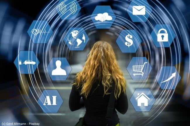 Selon Forrester, 2021 va voir de nouveaux usages de l'IA se développer, au service de la collaboration et de la personnalisation des offres.