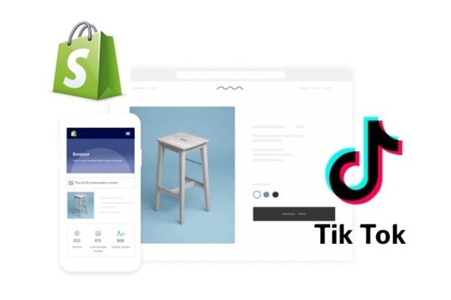 Shopify va mettre en place un accès direct à TikTok for Business pour un million de ses vendeurs.