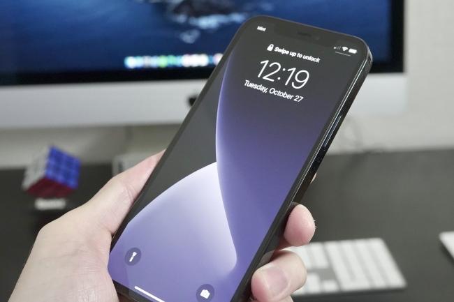 L'iPhone 12 Pro est très maîtrisé avec des potentiels sur la 5G ou la réalité augmentée à concrétiser. (Crédit Photo : IDG)