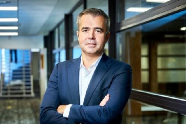 Ludovic Albert, DOSI de l'OGF : « la verticalisation de nos activités se reflète au niveau du système d'information. » (crédit : Bruno Levy)