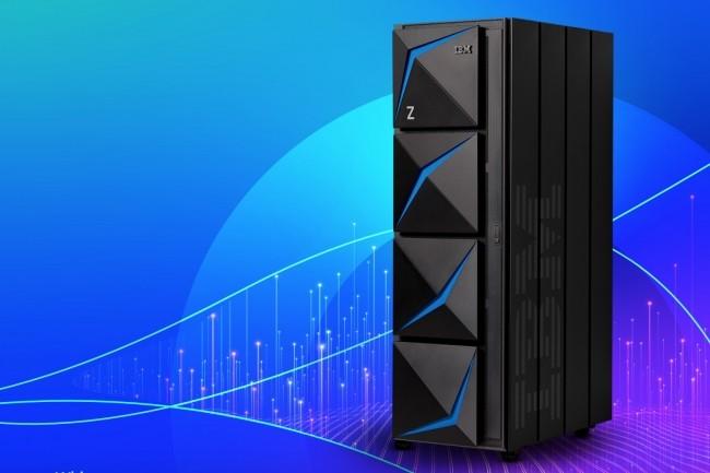 Les systèmes d'IBM restent les empereurs de l'univers mainframe. Ci-dessus le modèle Z. (Crédit : IBM/BMC)