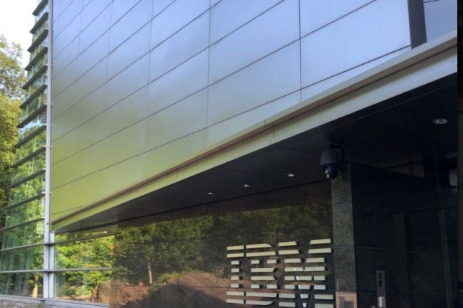 IBM (ci-dessus le siège social d'Armonk) devrait procéder des réductions d'effectifs à partir du quatrième trimestre 2020. (crédit photo: IBM).