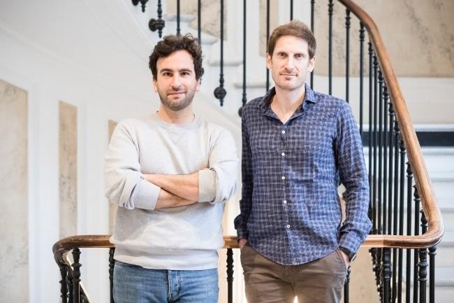 Qonto, fondée par par Alexandre Prot et Steve Avani, recrute pour accompagner sa croissance. (Photo Qonto DR)