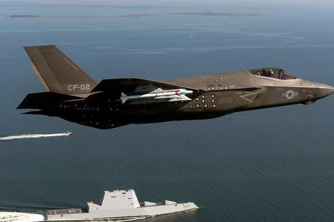 La Chine a-t-elle compromis un sous-traitant travaillant sur le projet F35 ? (crédit : wikipedia)