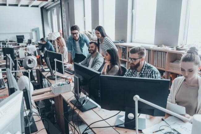 La webconférence « Digital workplace - Renforcer et fluidifier les relations entre collaborateurs » sera diffusée le 1er décembre 2020.
