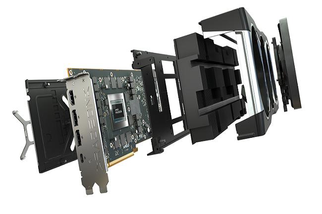 Les imposantes Radeon RX 6800 et RX 6800 XT sont lancées aujourd'hui mercredi 18 novembre. (Crédit AMD)