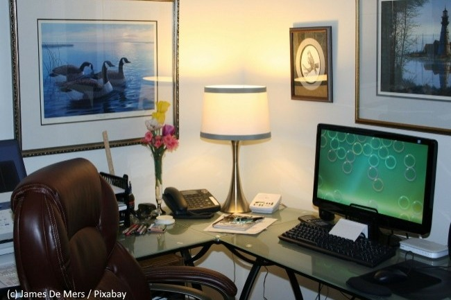 Le travail à domicile s'est beaucoup développé récemment, en lien avec la crise sanitaire.