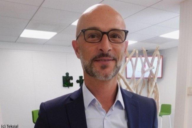 Frédéric Garriguet (Teksial) : « notre rôle d'obligé est d'inciter les clients à réaliser des travaux d'économie d'énergie. »
