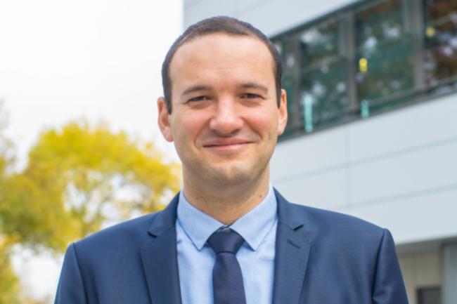 Rémi Grivel, vice-président du Clusir Rhône-Alpes et par ailleurs directeur général du groupe Ciril. (crédit : Ciril)
