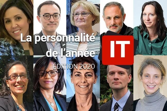 Qui sera élu(e) personnalité IT de l'année 2020 ? (crédit : LMI)