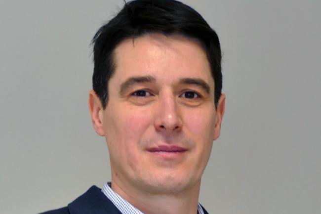 Jean-Christophe Calvo, Chef du Département Territorial de la Transformation Numérique et de l'Ingénierie Biomédicale CHRU de Nancy, intervient sur l'IT Tour web TV 2020 Grand Est Alsace Lorraine. (crédit : D.R.)