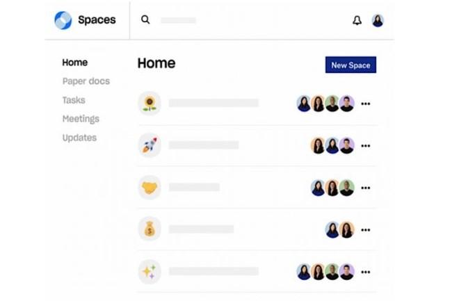 Dropbox fait �voluer son offre de collaboration en �quipe,