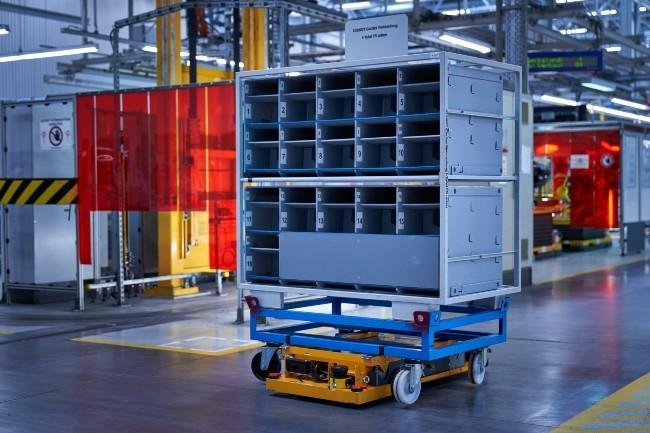 Fin 2020, BMW proposera la nouvelle g�n�ration de ses robots STR au travers de sa nouvelle filiale (Photo BMW. DR)