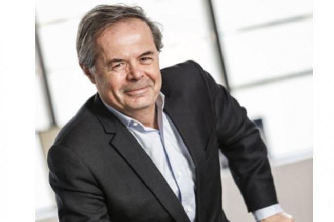 Pierre-Marie Lehucher, PDG du groupe Berger-Levrault, a �t� r��lu pour deux ans � la t�te de Tech In France. (Cr�dit photo: Berger-Levrault) .