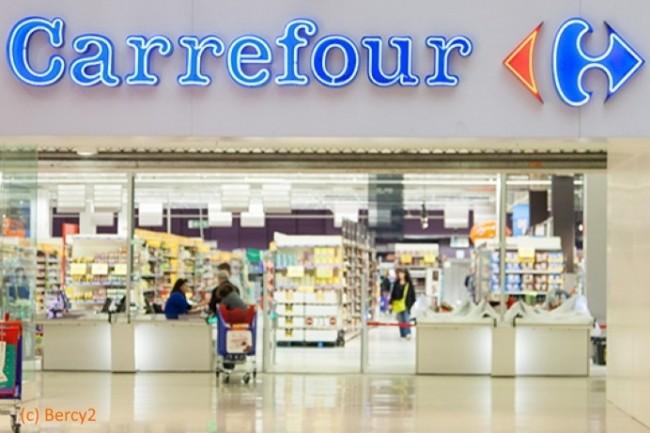 Carrefour a corrigé ses manquements en cours de procédure mais cela n'a pas été suffisant.