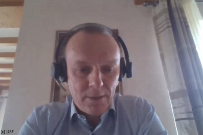 Laurent Malie, responsable d'équipe fonctionnelle IT chez Lindt, voulait mettre en œuvre un pilotage budgétaire efficace. (Crédit : USF)