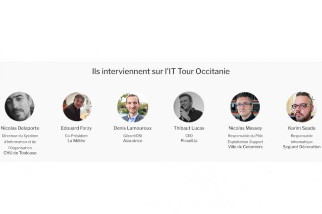 L'IT Tour web TV 2020 en région Occitanie sera diffusée le 10 décembre 2020. (crédit : LMI)