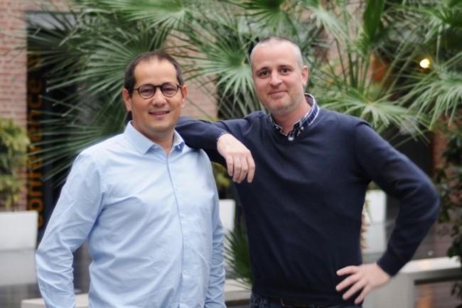 Holbertson School Hauts-de-France est co-fond�e par Benjamin Dhellemmes et Beno�t Denot, directeurs de l'�manation r�gionale de cette �cole cr��e dans la Silicon Valley il y a 5 ans. (Cr�dit : Holberton School)