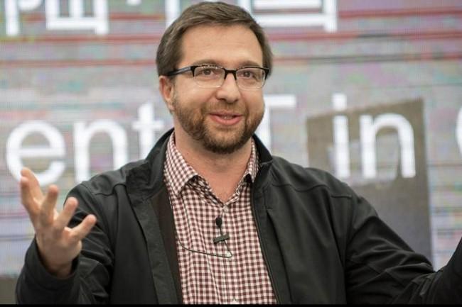 Ancien patron de Meraki, racheté par Cisco en 2012, Todd Nightingale pilote aujourd'hui les activité réseau et cloud de l'équipementier. (Crédit Cisco)