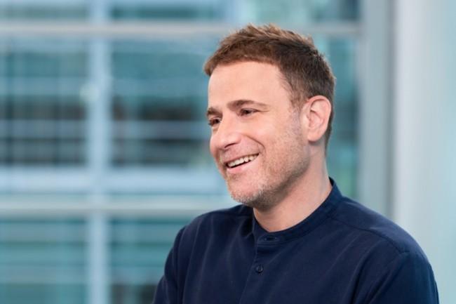 Stewart Butterfield, CEO de Slack, a co-fondé la société basée à San Francisco en 2009. (Crédit : Slack)