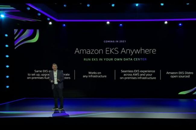 Avec EKS et ECS Anywhere, AWS apporter la gestion des conteneurs sur la partie on premise. (Crédit Photo: DR)