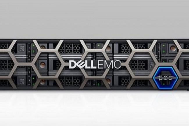 avec un peu de retard, Dell arrive lui aussi sur le marché des baies de stockage objets en mode full flash. (Crédit Dell)