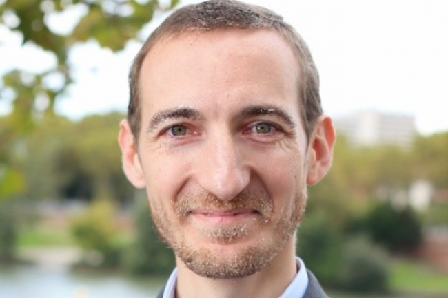 Denis Lamouroux, DSI d'Assurinco, intervient dans l'émission web TV IT Tour 2020 Occitanie qui sera diffusée le 10 décembre. (crédit : D.R.)